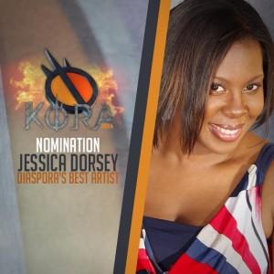 Jessica Dorsey- Kora Awards