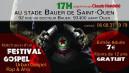 FOOT, GOSPEL ET CHARITÉ - Le 29 Mai 2016 à 17h - Stade Bauer de St Ouen