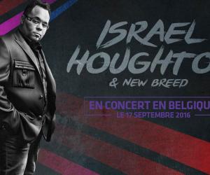 Israel Houghton en Belgique