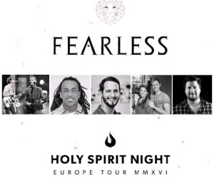 Holy Spirit Night - FEARLESS
