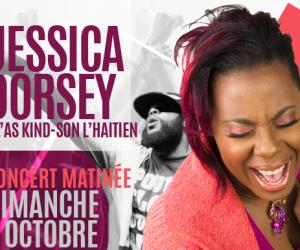 Jessica Dorsey et L'As Kind-Son en concert